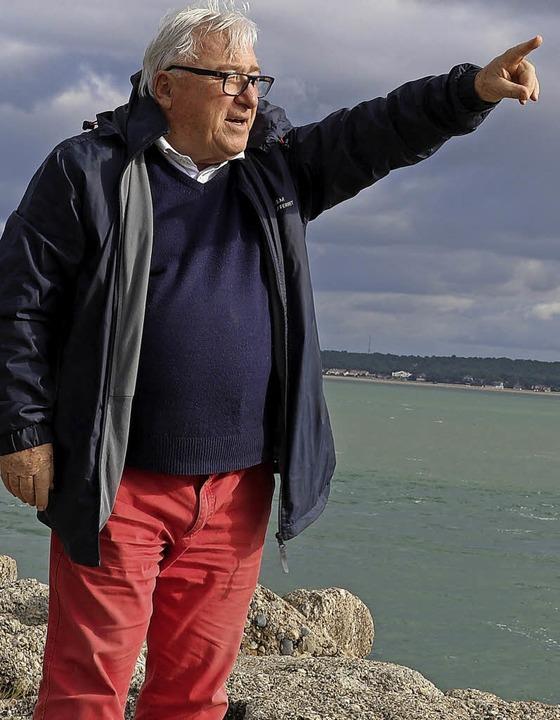 Jean Mazodier hat aufgegeben.  | Foto: Axel Veiel