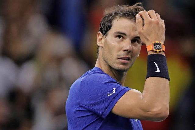 Nadal will die Krönung der Tennis-Renaissance