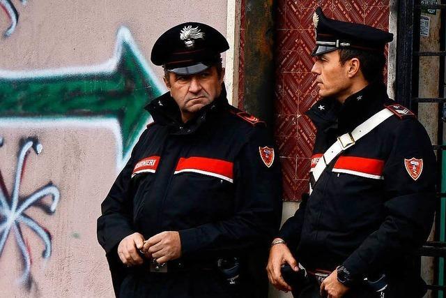 Badeort Ostia gilt als eine der Mafiahochburgen Italiens