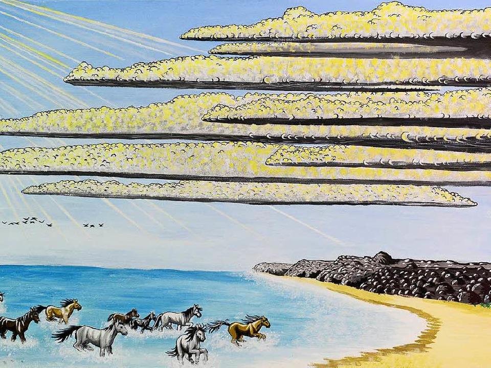 """""""Strand"""" von Ella    Foto: Ingo Schneider"""