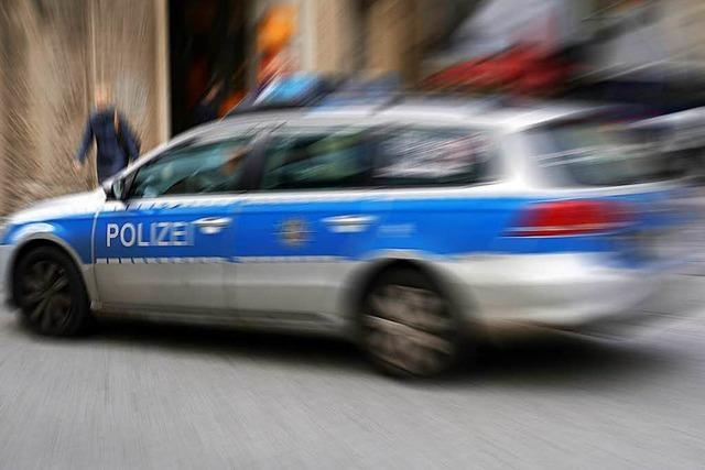 Gewalttätige Ladendiebin in Lörrach versucht zu flüchten