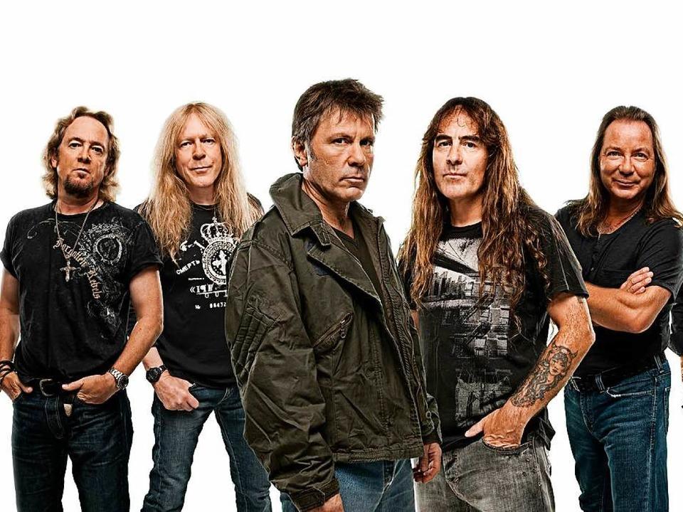 Iron Maiden  | Foto: John McMurtie