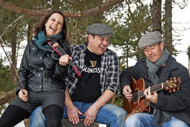 Die Wombats in der Unplugged-Besetzung
