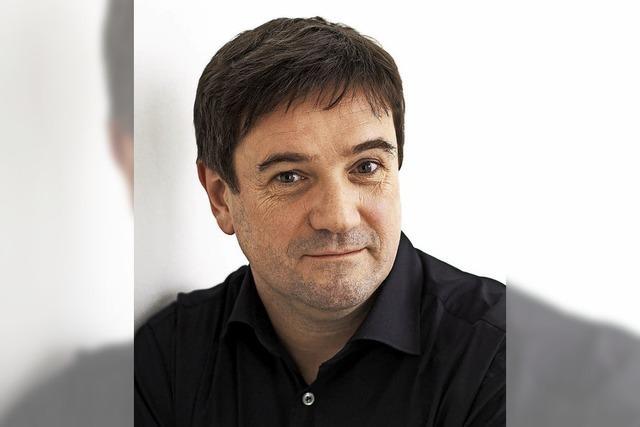 Markus Orths liest bei Osiander Lörrach aus