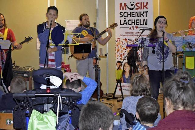 Musikalische Reise mit vielen Kinderliedern