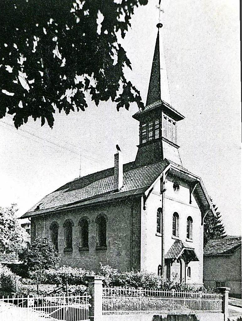 Evangelische Kirche Neustadt