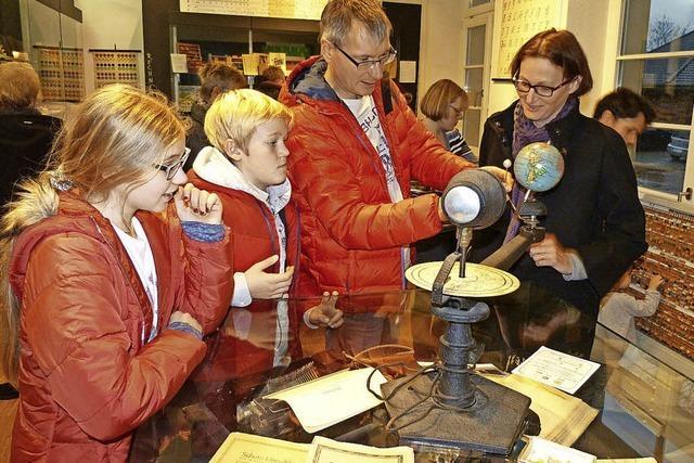 Schulmuseum begeistert Generationen