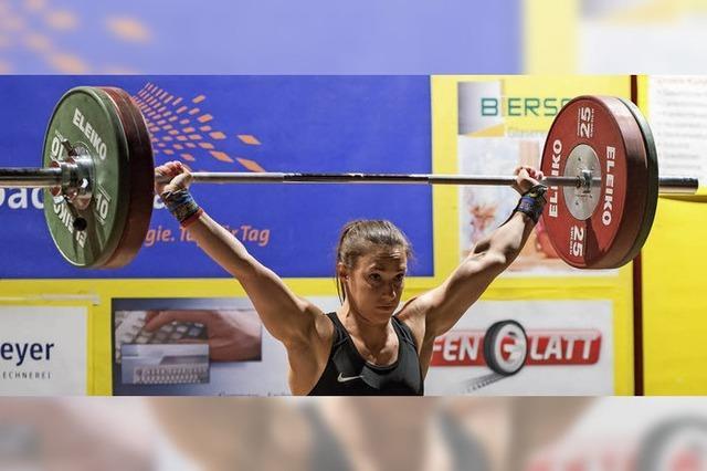Gewichtheber des KSV Lörrach holen sechs Punkte gegen AV Speyer II und AC Weinheim