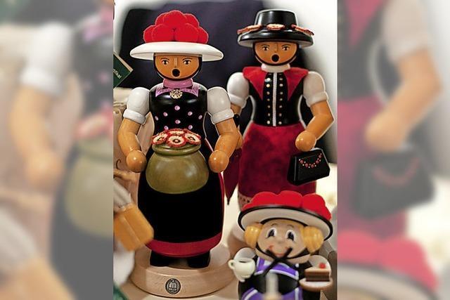 Vier Tage Weihnachtsmarkt im Museum