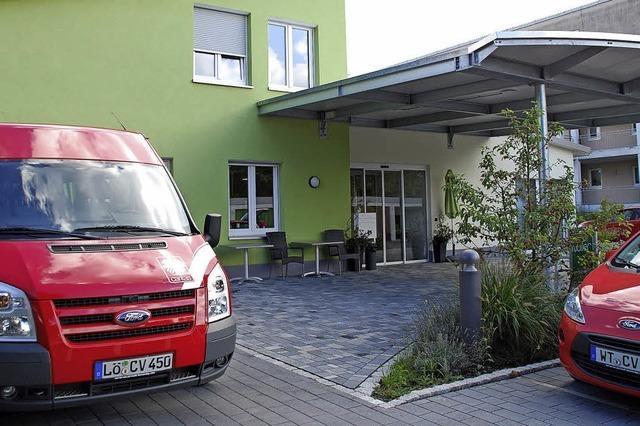 Rheinfelden: So arbeitet die Tagespflege der Caritas