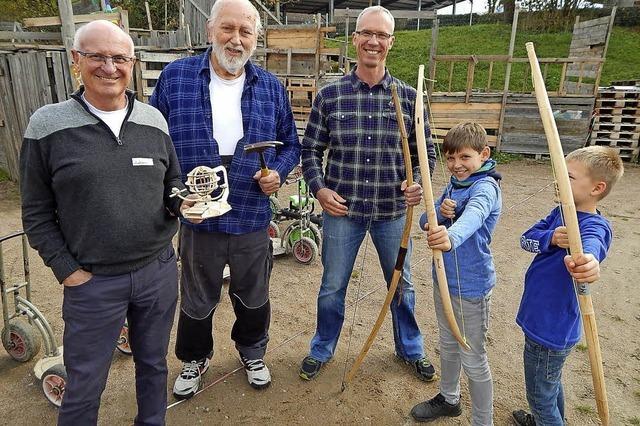 Drei Rheinfelder Senioren engagieren sich ehrenamtlich für Kinder