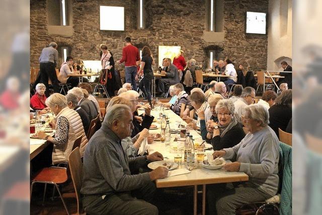 Luttingen feiert St. Martin