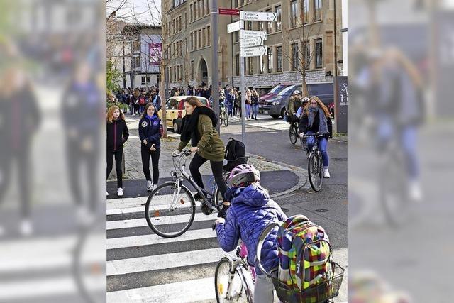 Grünen-Fraktion beantragt Einrichtung von Fahrradstraße von der Homburgsiedlung bis zur Grenze