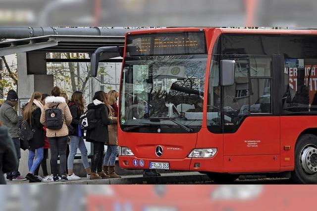 Mehr Bus und Bahn