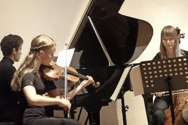 Virtuosität hoch drei