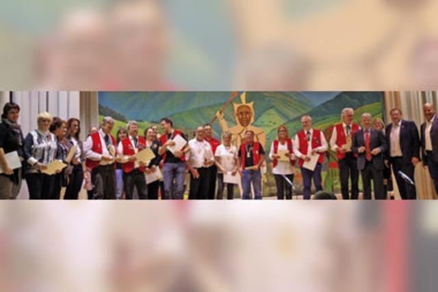 66 Jahre Narrenleben im Tal gefeiert