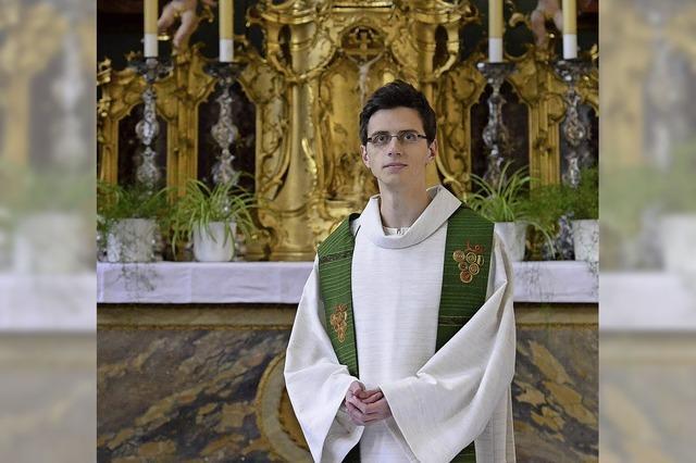 Thilo Corzilius ist altkatholischer Vikar - und Fantasy-Autor