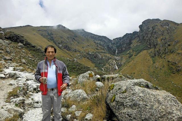 Etappensieg für peruanischen Bauer, der RWE wegen Klimawandels verklagt