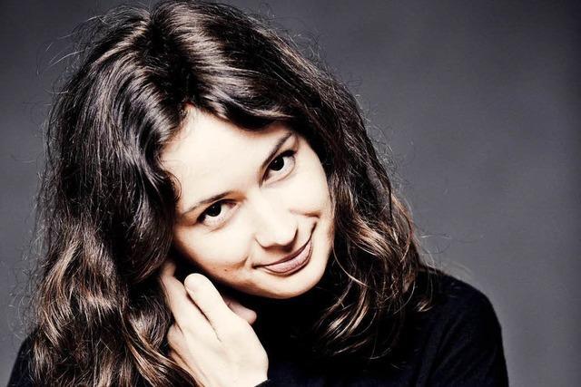 Patricia Kopatchinskaja mit Schumann beim Albert-Konzert