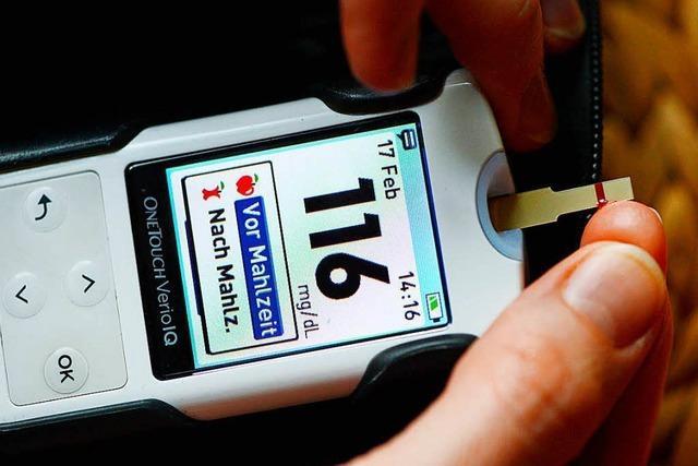 Studie: Mehr Tote in Deutschland durch Diabetes