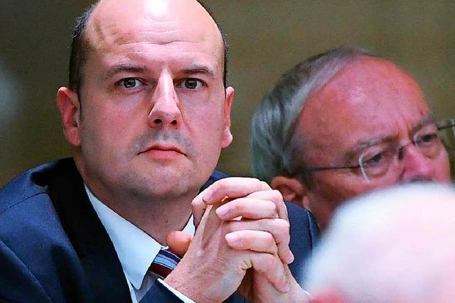 Stefan Räpple droht AfD-Fraktion mit Austritt