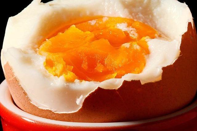 Ist Cholesterin in Frühstückseiern wirklich schädlich?