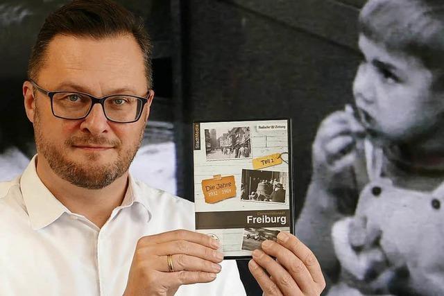 Kartenverlosung für Premiere des historischen Freiburg-Films