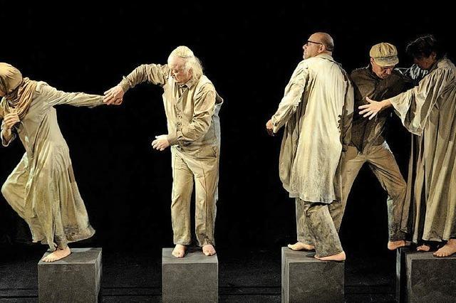 Berliner Compagnie bringt Theater um Religionen auf die Bühne