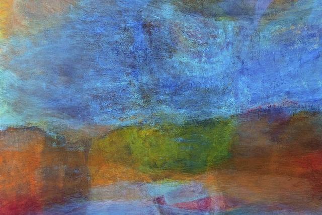 Malerei von Gerlinde Dettling in Laufen