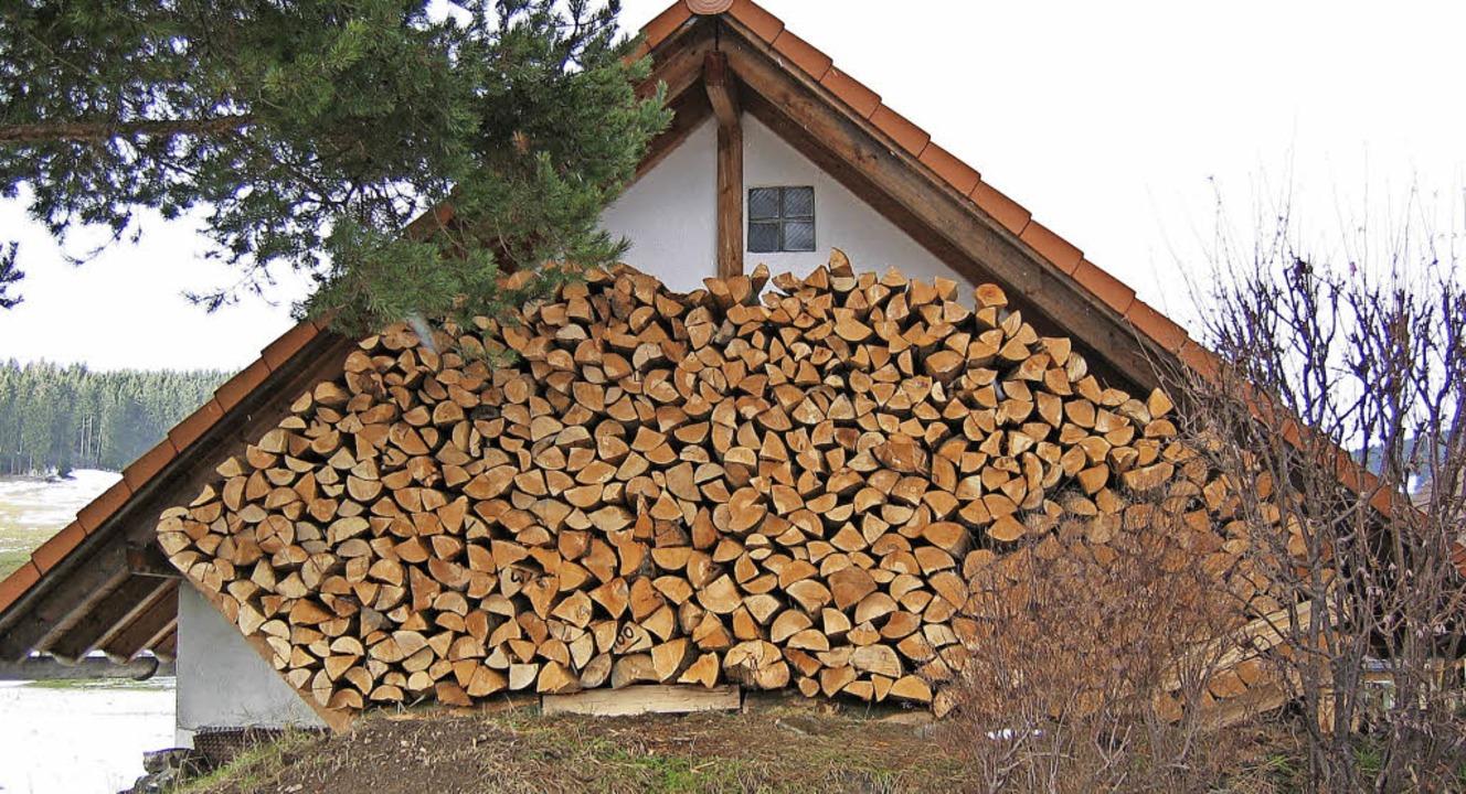 Die Holzvermarktung wird komplett neu ...senschaft Südschwarzwald beizutreten.   | Foto: Archivbild: Claudia Renk