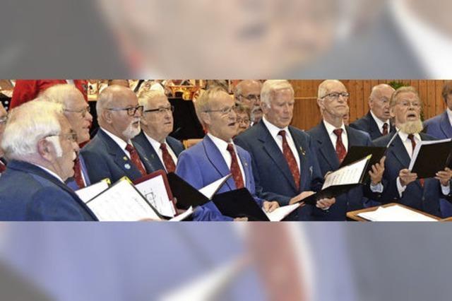 Männergesangverein bald ohne Leiter