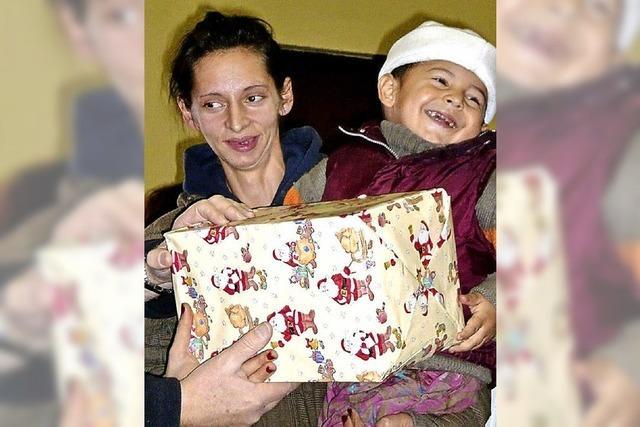 DRK sammelt Päckchen für Rumänien