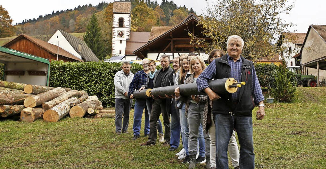 Bürgerengagement hat das Tegernauer Nahwärmenetz forciert.    Foto: EWS/Schmidt