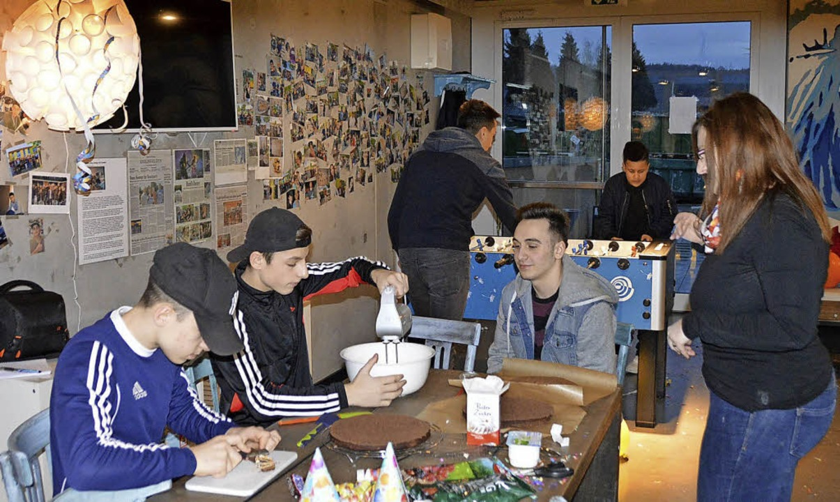 Das Jugendhaus im tutti Kiesi schlägt als Erfolg zu Buche in der Jugendarbeit.     Foto: Horatio Gollin