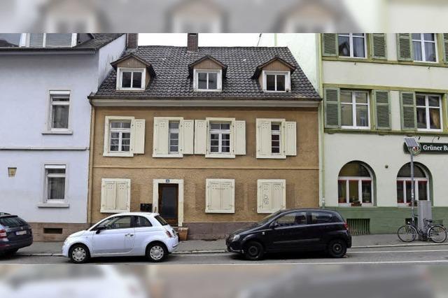 Lorettostraße 14 ist kein Denkmal