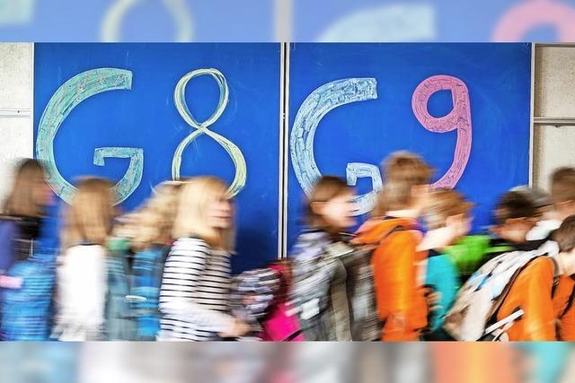 Für G9-Zug die Weichen auf Weiterfahrt gestellt