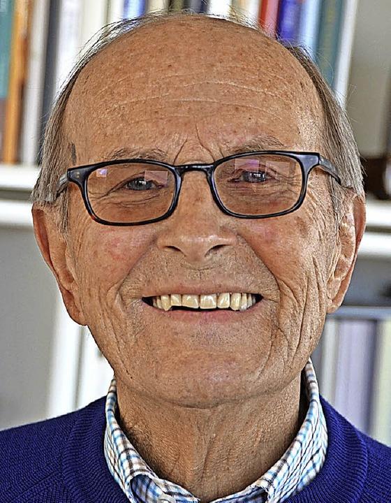 Herbert Seilnacht ist tot.    Foto: seh