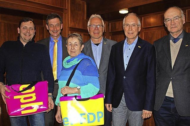 Wahlkreisbüro in Lörrach