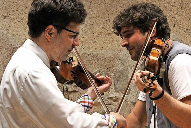 Zwei Brüder, zwei Musikwelten – ein Zusammenklang