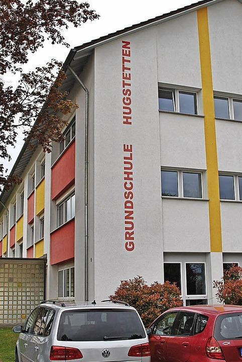 Die Grundschule in Hugstetten ist zwei...dreizügig und zählt 45 Schulanfänger.     Foto: frietsch