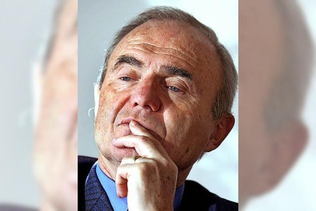 Ex-EZB-Chefökonom widerspricht Hayek