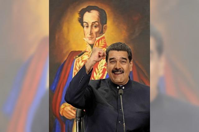 Venezuela ist pleite