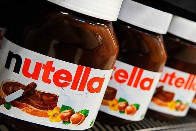 Neues Rezept: Noch mehr Zucker in Nutella