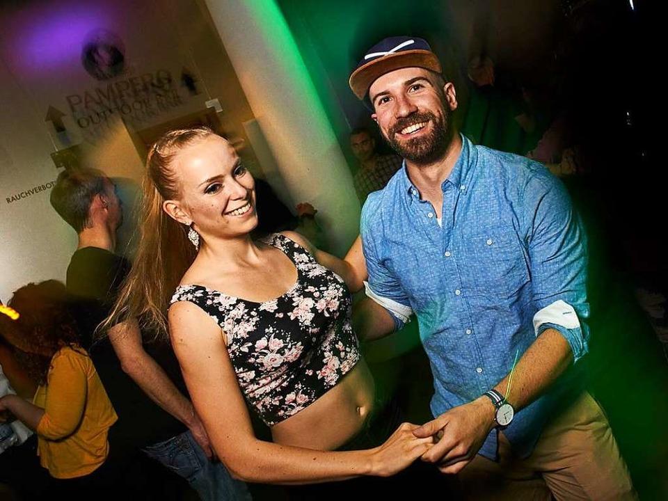 Tanzen bringt Lebensfreude   | Foto: PR