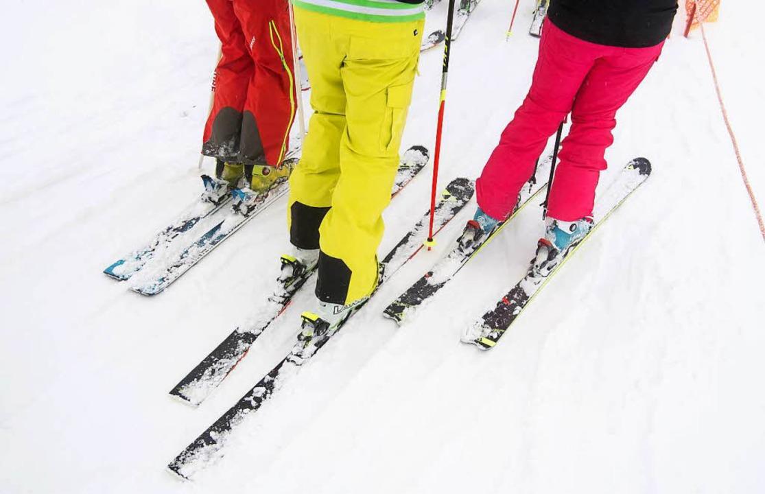 am feldberg beginnt die skisaison feldberg badische zeitung. Black Bedroom Furniture Sets. Home Design Ideas