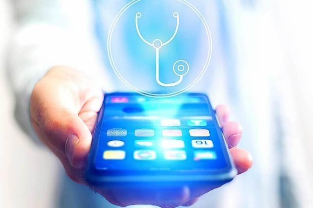 Freiburger Ärzte entdecken das Smartphone als Hilfsmittel für Studien und Untersuchungen