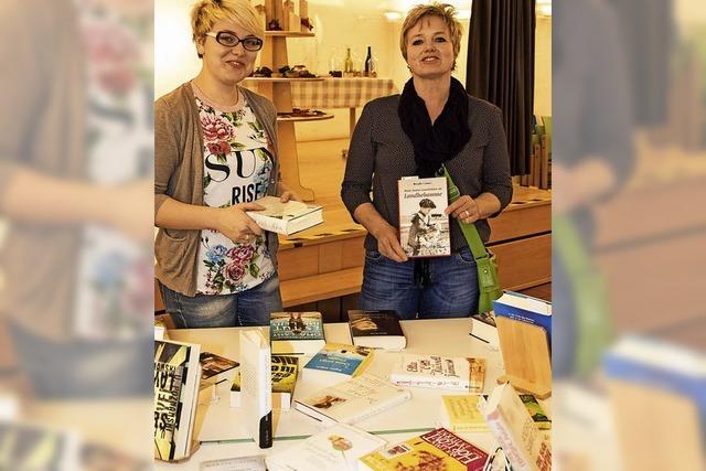 Bücher, Kalender, Kunsthandwerk in Grafenhausen