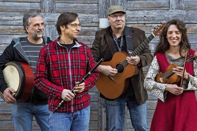 Colludie Stone gibt Konzerte im Café Verkehrt in Murg-Oberhof sowie im Kultur- und Therapiezentrum in Wutöschingen