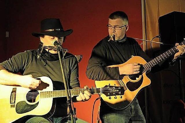 Karl David und Martin Lutz gastieren in Neuenburg