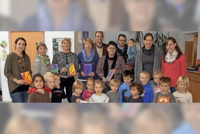 Vereine und die Gemeinde spenden 1000 Euro